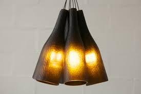 üveg lámpa