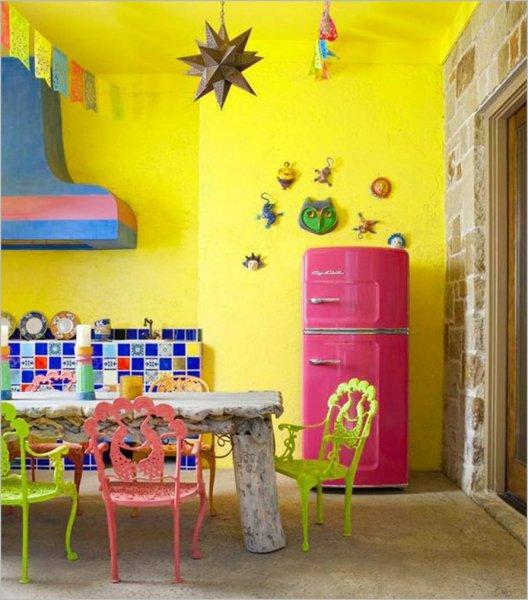 Colorful-Kitchen-Design-Ideas-bright-colored-kitchen