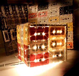 Cool-Contemporary-Lamps-Recycled-Products-Cassette-Tape-Table-Box