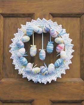 Crochet-Lace-Easter-Wreath