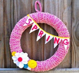spring-wreath