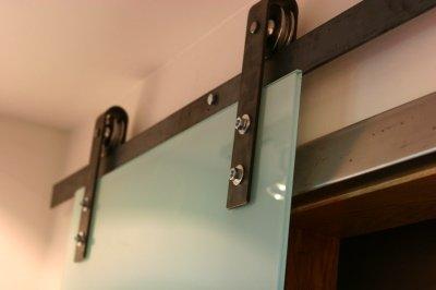 glass sliding door hardware