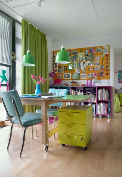 colorful-home-office-design-ideas-various-color-home-office-design
