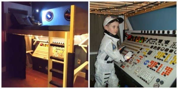 Spaceship-Captain's-Console