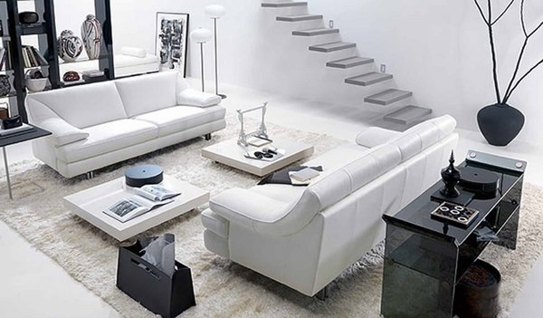 black-and-white-living-room-design-ideas-white-sofa-set-coffee-tables