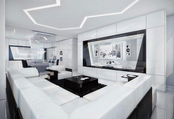 black-and-white-living-room-design-modern-interior-white-sofa-black-coffee-table