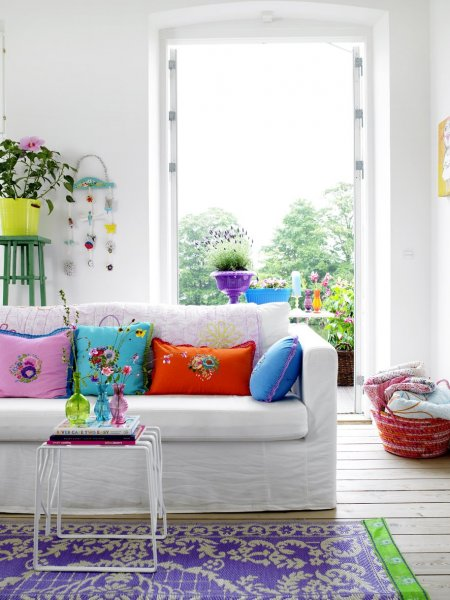 interior-foxy-picture-of-colorful-living-room-decoration-using-mount-wall-decorative-plants-for-living-room-including-white-fabric-living-room-sofa-and-colorful-red-and-blue-pillow-on-sofa-good-looki