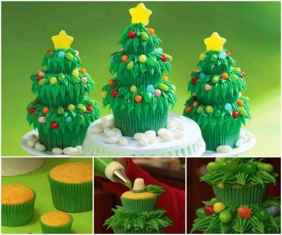 215049-3-Tier-Christmas-Tree-Cupcakes