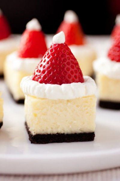 215379-Cheesecake-Bites-With-Santa-Hats