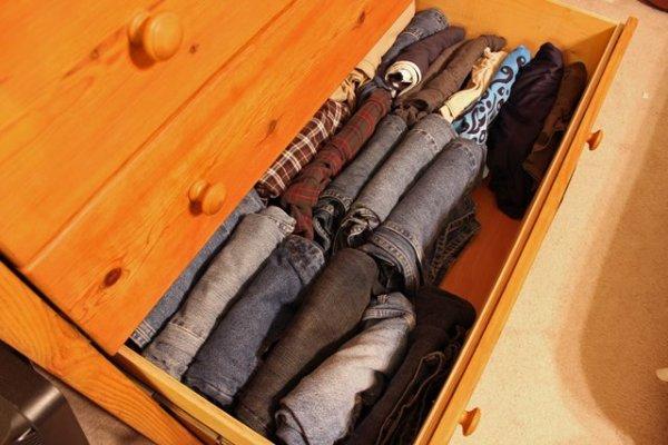 konmari-drawer