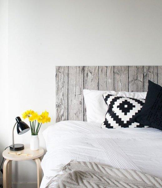 DIY-Wood-Fabric-Headboard