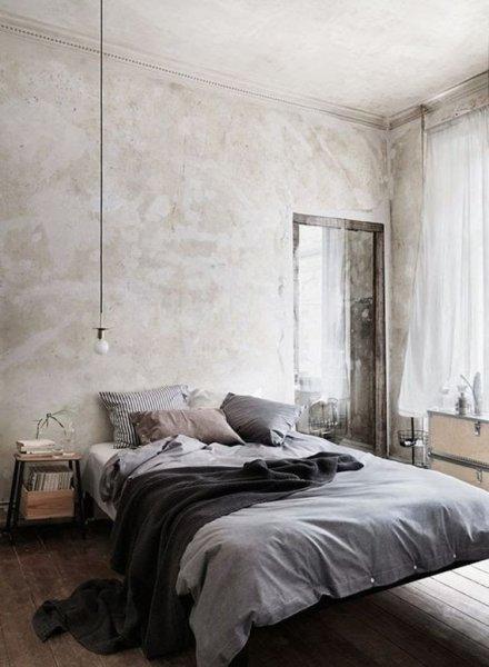 Minimalist-Industrial-Bedroom