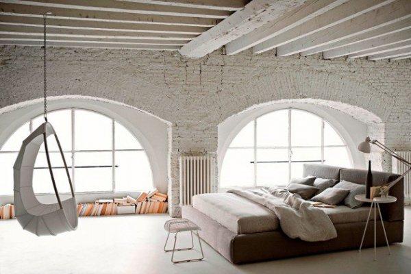 White-Industrial-Bedroom